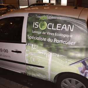 Voiture Isoclean